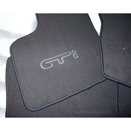"""Automatten Citroen CX in hoogwaardig velours met logo """"GTI"""""""