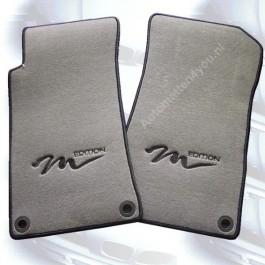 Automatten Mazda in hoogwaardig velours met logo M Edition