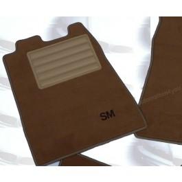 Automatten Citroen SM in hoogwaardig velours met logo SM