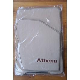 """Automatten Citroen CX in hoogwaardig velours met logo """"Athena"""""""
