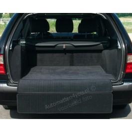 Uitklapbare Kofferbakmat voor uw Citroen C1