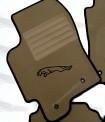 Jaguar mattenset in hoogwaardig velours logo (2)