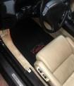 Honda NSX mattenset in hoogwaardig velours met logo