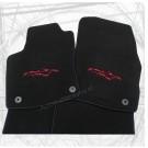 Automatten Astra Twin top in hoogwaardig velours met logo