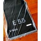"""Automatten Mercedes in velours met logo """"E55"""""""