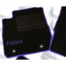 Automatten FORD FIESTA in hoogwaardig velours met logo Fiesta