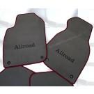 "Audi mattenset in hoogwaardig velours met ""Allroad"" logo"