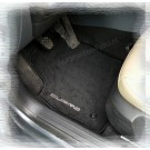 Automatten Seat in hoogwaardig velours met logo Cupra (1)