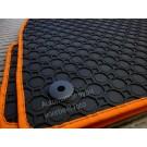Pasvorm rubber automatten voor uw Skoda Rapid