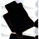 Automatten SUBARU IMPREZA in hoogwaardig velours met logo IMPREZA
