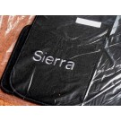 Automatten Ford Sierra in hoogwaardig velours met logo Sierra